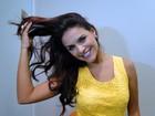 O fim de ano de Paloma Bernardi: 'Virar a noite, beijar na boca! É dia de festa!'