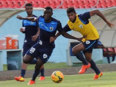 Recuperado de uma virose, Joel está de volta ao time titular (Foto: Pedro A. Rampazzo/Site oficial do Londrina)