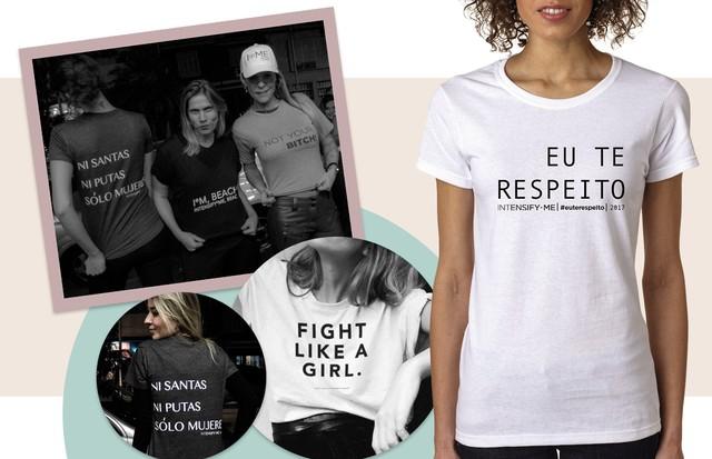 """Intensify-me: Projeto """"Eu te respeito"""" (Foto: Divulgação)"""