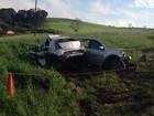 Homem morre após bater carro contra carreta em rodovia no RS