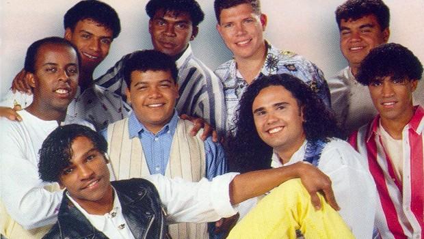 Pagode dos anos 90 (Foto: Divulgao)