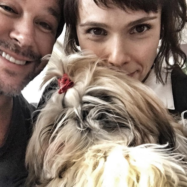 Murilo Benício e Débora Falabella (Foto: Reprodução / Instagram)