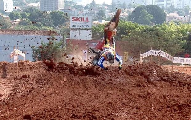 acidentes Rally dos Sertões (Foto: Divulgação)