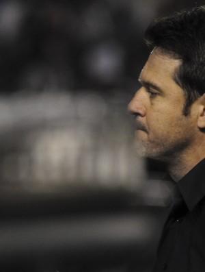 Argel, técnico do Figueirense (Foto: Savio Hermano / GLOBOESPORTE.COM)