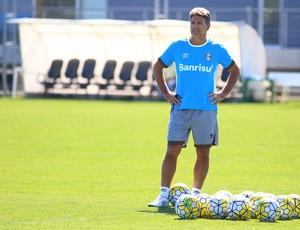 Renato Gaúcho técnico Grêmio (Foto: Lucas Uebel/Grêmio/Divulgação)