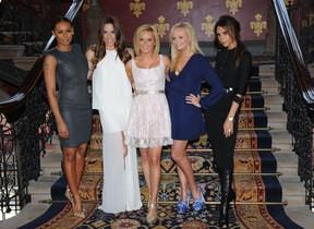 Lançamento do musical das Spice Girls em Londres (Foto: Agência Getty Images)