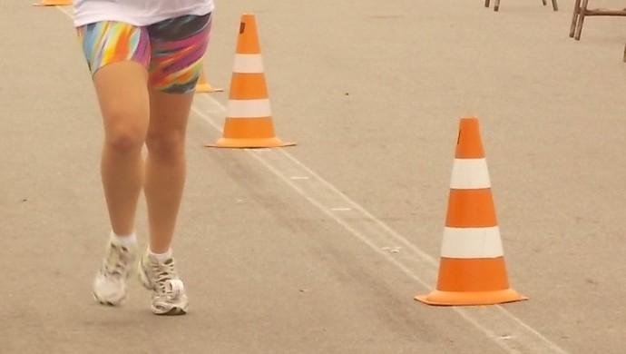 Percurso terá 2 km e cadastros podem ser feitos até sexta-feira (Foto: Thomas Marques/TV Rio Sul)