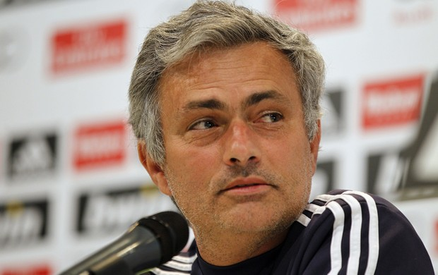 jose mourinho real madrid (Foto: EFE)
