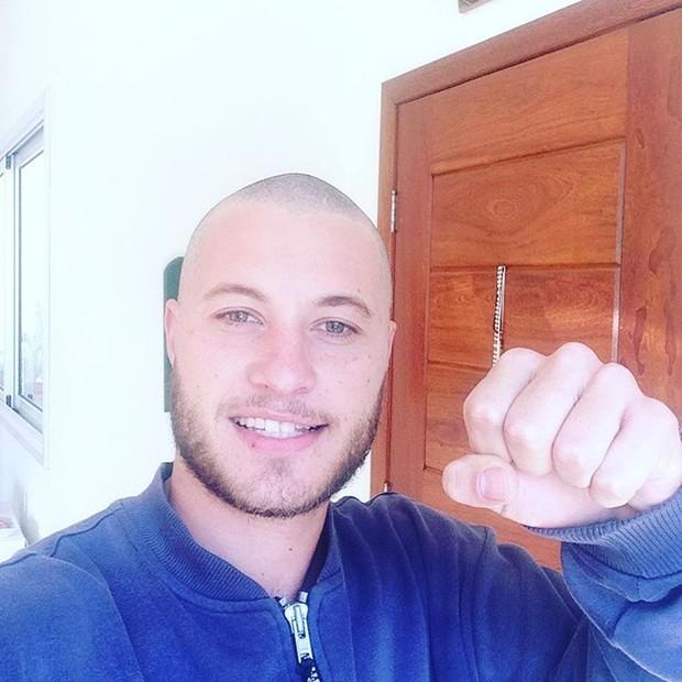 Ciro Rinaldi Celulari (Foto: Instagram / Reprodução)