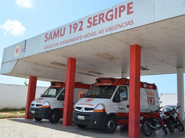 Samu Sergipe (Foto: Marina Fontenele/G1)