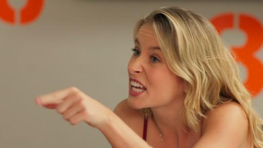 Bárbara acusa Joana e Tânia de terem envenenado Ricardo