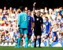 """Chelsea inicia defesa do título com """"gols brasileiros"""" e tropeço em casa"""