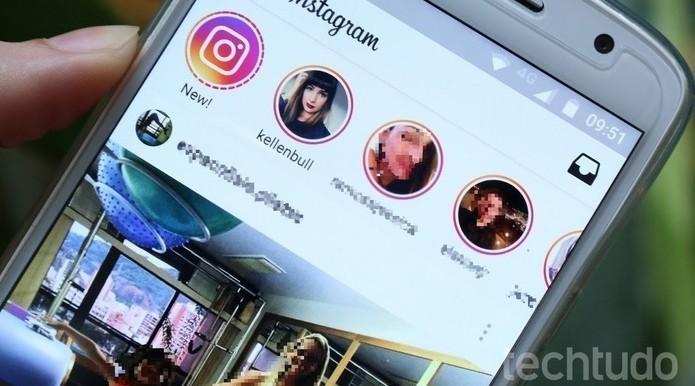 Como ver um Stories do Instagram por mais do que 10 segundos