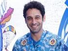 João Baldasserini, ator de 'Felizes para sempre?, vai à Sapucaí