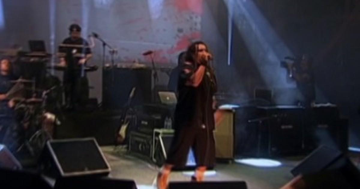 G1 - Veja um trecho exclusivo do DVD do Rappa gravado na