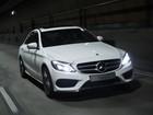 Mercedes-Benz convoca Classe C para recall por risco de incêndio
