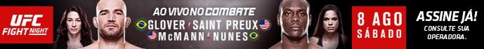 banner header notícia UFC Teixeira x St-Preux (Foto: Combate)