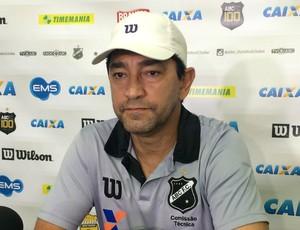 ABC - Sérgio China (Foto: Carlos Arthur da Cruz/GloboEsporte.com)