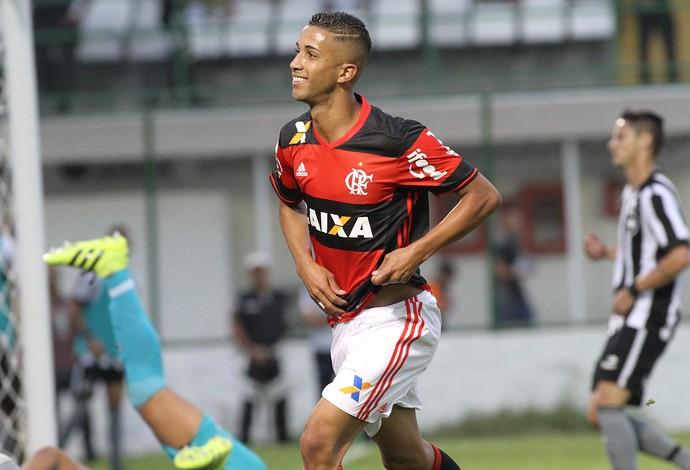 Jorge Botafogo x Flamengo (Foto: Gilvan de Souza/Flamengo)