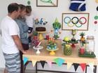 Olimpíada vira tema de festas infantis e até de adultos no Rio