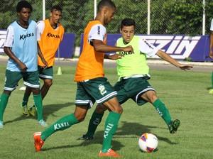 Luverdense tem semana cheia de treinos (Foto: Assessoria/Luverdense )