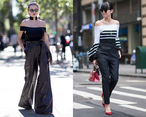 A blusa pode tanto compor uma produção mais elegante quanto casual (Foto: Imaxtree)