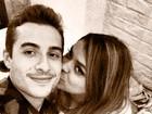 Preta Gil beija namorado: 'Amor e a amizade prevalecem. Te amo!'
