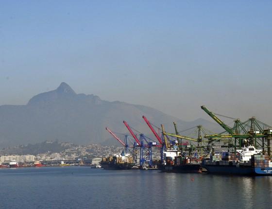 Caís do Porto do Rio de Janeiro (Foto: Tânia Rêgo/ABr)