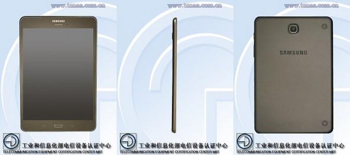 Samsung Galaxy Tab 5 teve especificações vazadas (Foto: Reprodução/Tech Gadgetsz)
