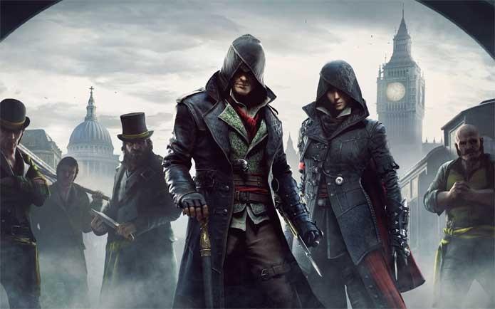 Assassin's Creed Syndicate (Foto: Divulgação/Ubisoft) (Foto: Assassin's Creed Syndicate (Foto: Divulgação/Ubisoft))