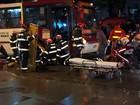 Ônibus atropela duas mulheres na Avenida Rebouças, Zona Oeste de SP