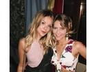 Isabella Santoni comemora 21 anos com festa no Rio
