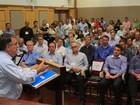 Colombo fala em mais bombeiros e  R$ 70 milhões para cirurgias eletivas