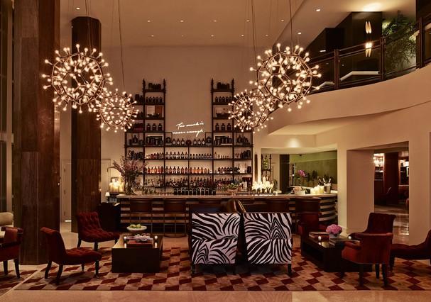 Lounge e bar (Foto: Divulgação)