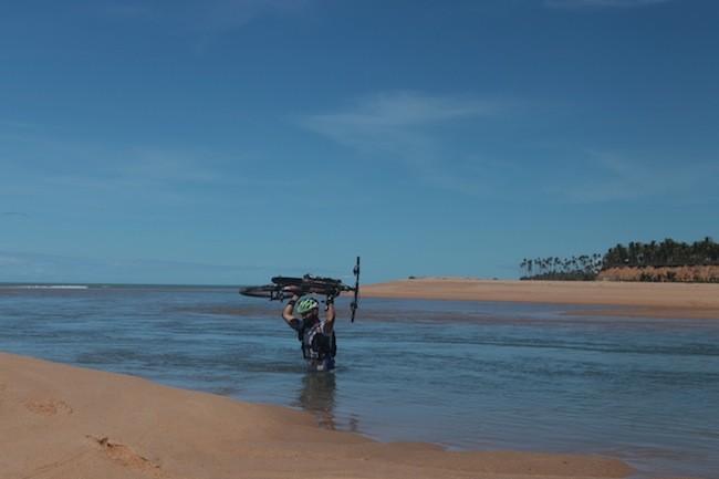 Travessia do Rio Cahy