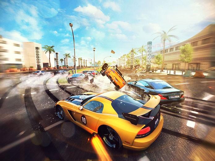 Confira os melhores jogos de carro para Android (Foto: Divulgação)