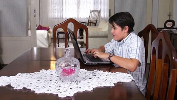 Na casa da Vó (Foto: Divulgação)