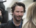 """Fã da MotoGP, ator Keanu Reeves revela sonho: """"Pilotar em Mugello"""""""