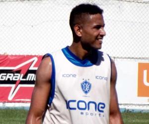 Wander, atacante do Vitória (Foto: Yan Falchetto/Vitória FC)