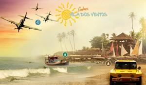 Lugar onde se passa Flor do Caribe é um verdadeiro paraíso! (Flor do Caribe/TV Globo)