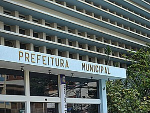 Prefeitura de Araraquara (Foto: Thaisa Figueiredo/G1)
