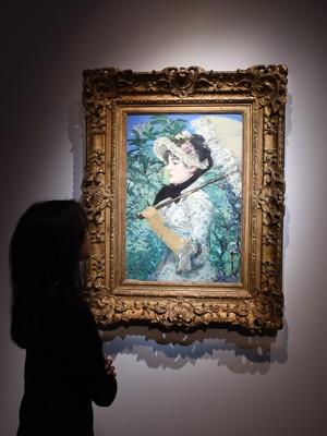 Le Printemps, de Edouard Manet (Foto: AFP)