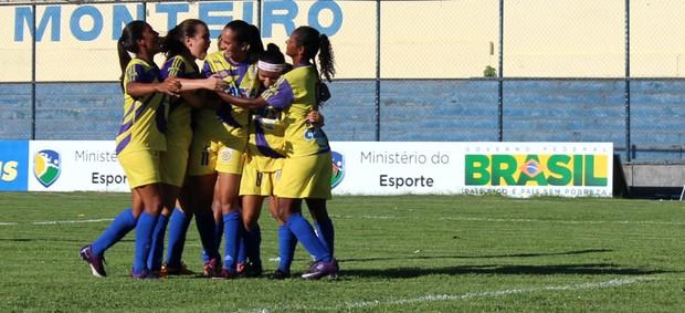 Tiradentes-PI - comemoração (Foto: Renan Morais/GLOBOESPORTE.COM)