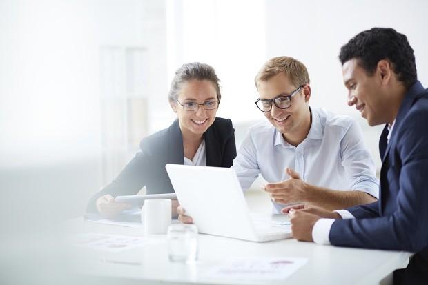 Funcionários; empresa; felicidade; trabalho; satisfação; carreira; engajamento (Foto: Thinkstock)