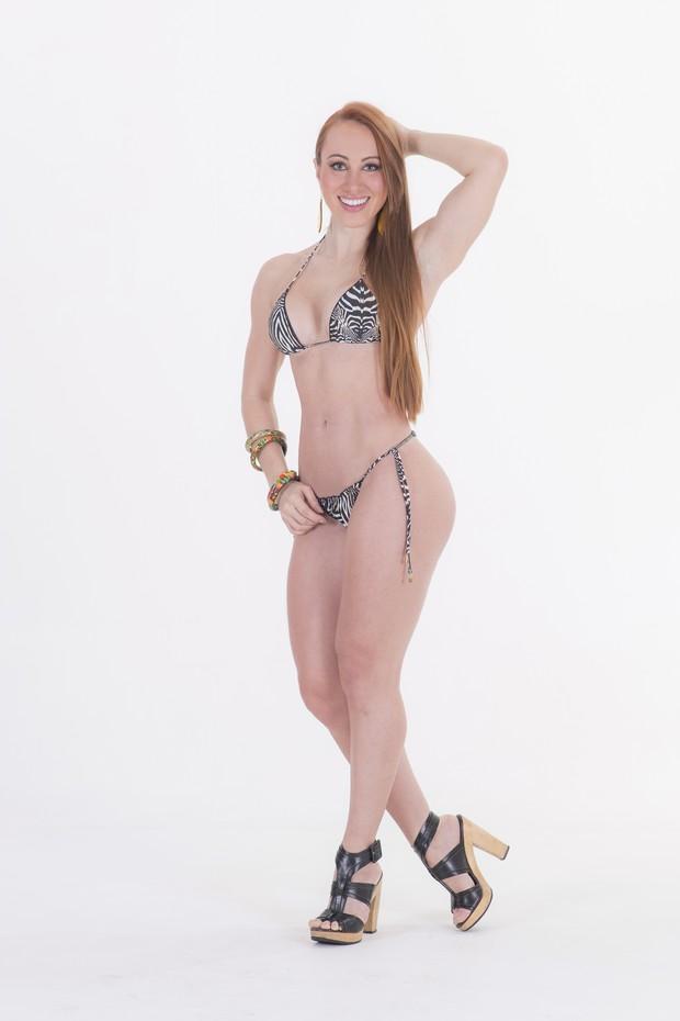 Aline Dahlen (Foto: Heitor Carlos / Revista 'Só Dieta')