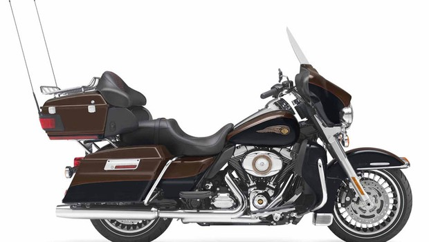 Electra Glide® Ultra Limited 110th Anniversary Edition (Foto: Harley-Davidson)