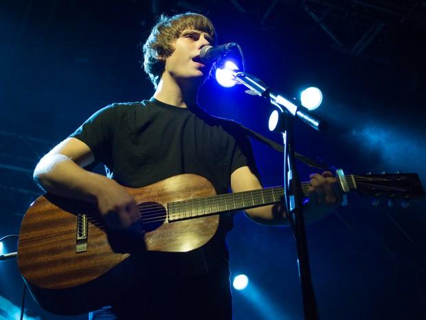 Jake Bugg se apresentou em Porto Alegre pela primeira vez (Foto: Ariel Fagundes/Revista NOIZE)
