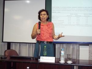 Ana Amélia Camarano, técnica do Ipea (Foto: Lilian Quaino/G1)