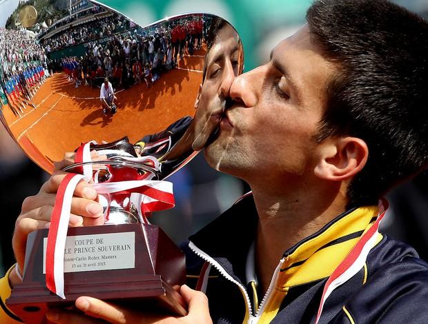 tênis novak djokovic atp de Monte carlo (Foto: Agência Reuters)