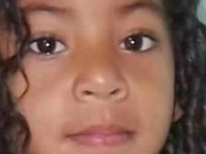 Echiley Vitória Lopes de Jesus foi morta em tiroteio em Formosa, Goiás (Foto: Reprodução/TV Anhanguera)